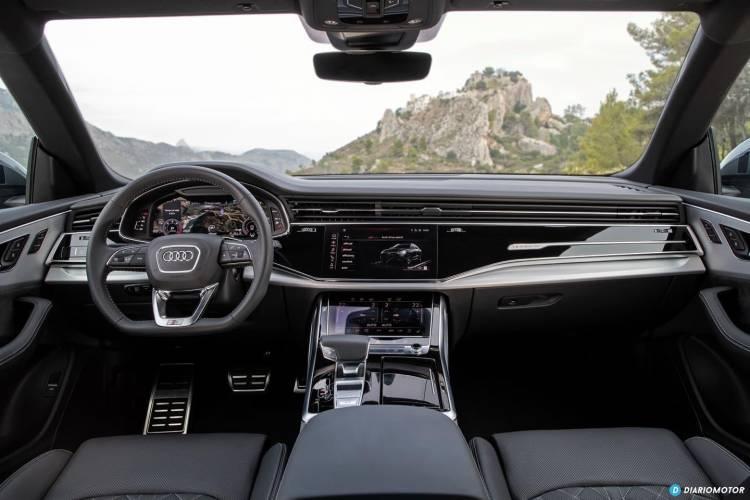 Audi Q8 Prueba 0919 097