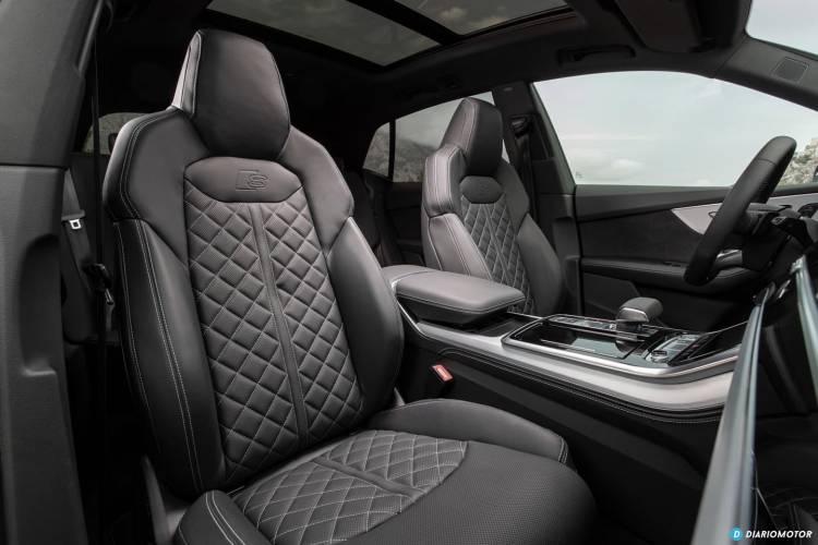 Audi Q8 Prueba 0919 105