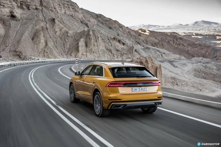 Audi Q8 Prueba 0919 122