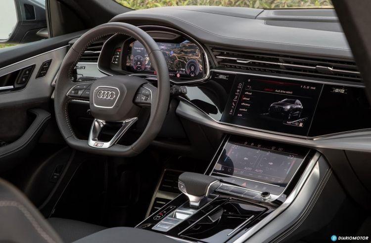 Audi Q8 Todo Pantallas
