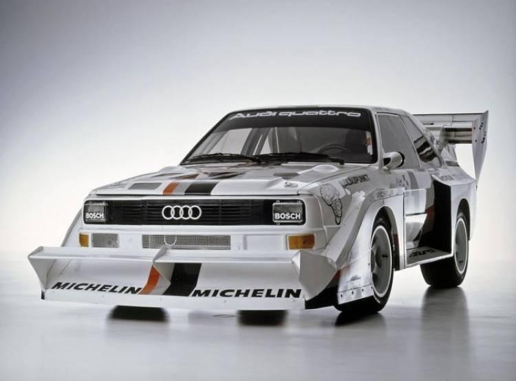 Cinco millones de Audi con tracción integral quattro fabricados hasta la fecha