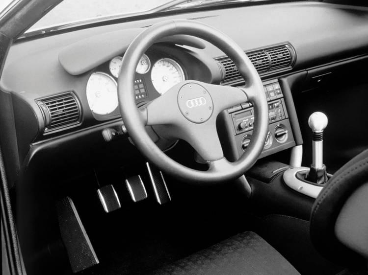 Audi Quattro Spyder Concept 11