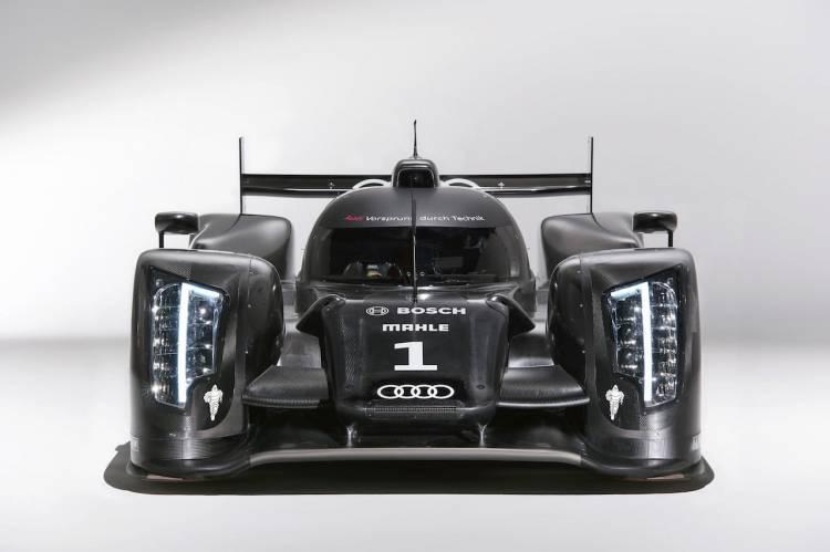 Audi R18 para las 24 Horas de Le Mans