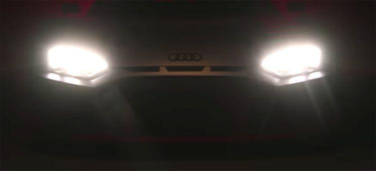Audi R8 2019 Adelanto Frontal