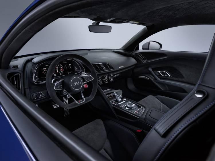 Audi R8 2019 Ficha 1118 009