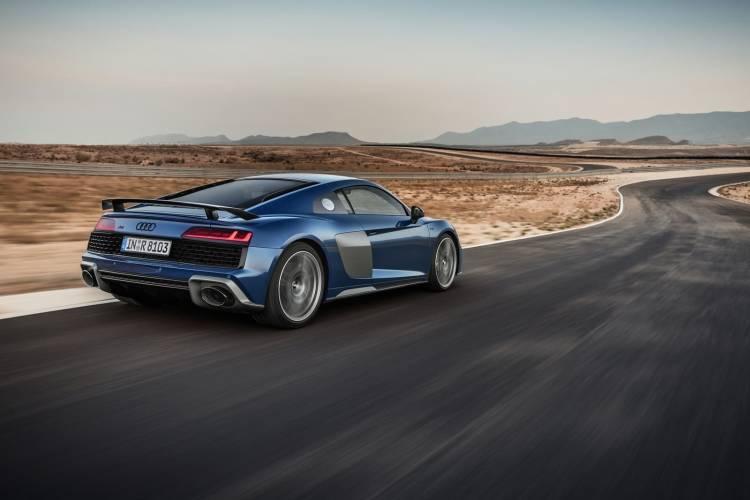 Audi R8 2019 Ficha 1118 045
