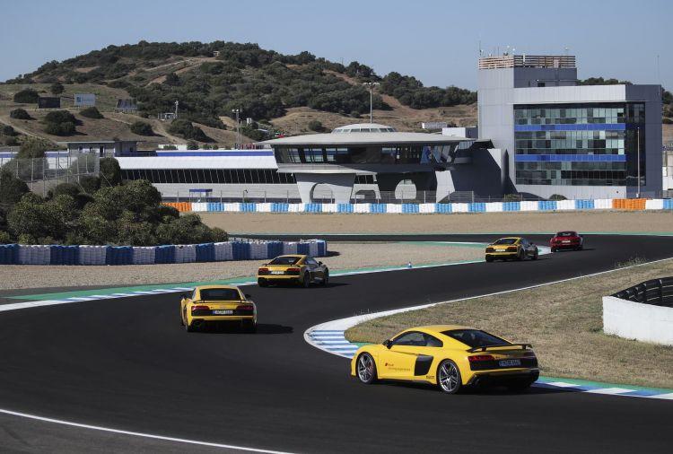 Audi R8 2020 Circuito Jerez 13