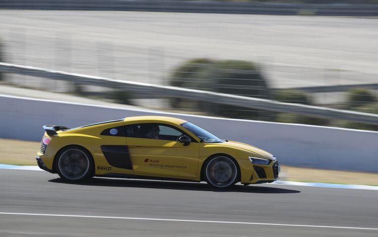 Audi R8 2020 Circuito Jerez 14