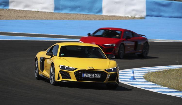 Audi R8 2020 Circuito Jerez 20