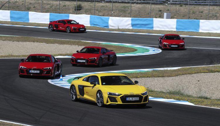 Audi R8 2020 Circuito Jerez 21