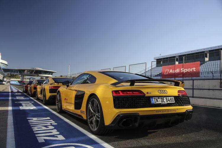 Audi R8 2020 Circuito Jerez 2