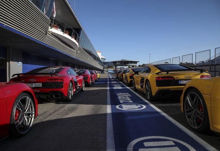 Audi R8 2020 Circuito Jerez 4