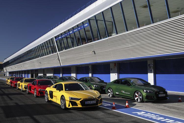 Audi R8 2020 Circuito Jerez 9