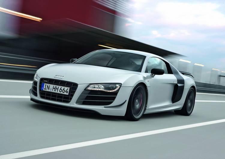"Audi R8 GT, el ""Superleggera"" alemán"
