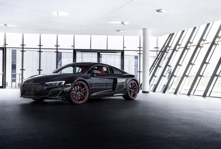 Audi R8 Rwd Panther Edition 01