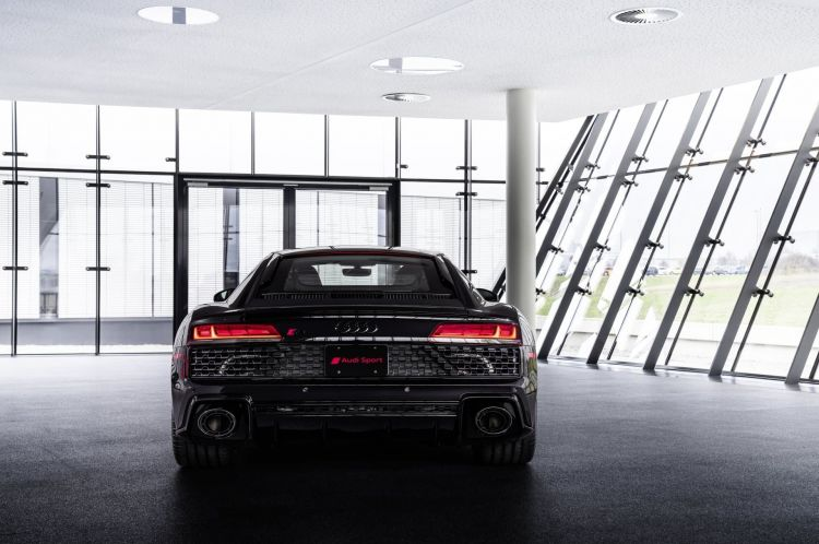 Audi R8 Rwd Panther Edition 03
