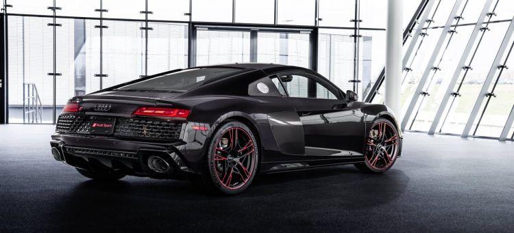 Audi R8 Rwd Panther Edition Portada