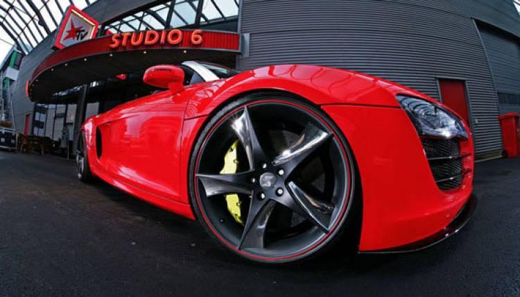 Audi R8 Spyder Sport Wheels