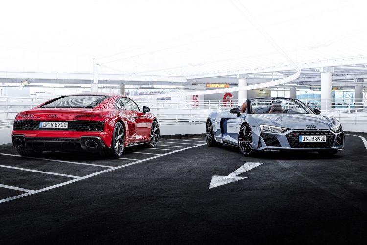 Audi R8 V10 Performance Rwd 1021 020