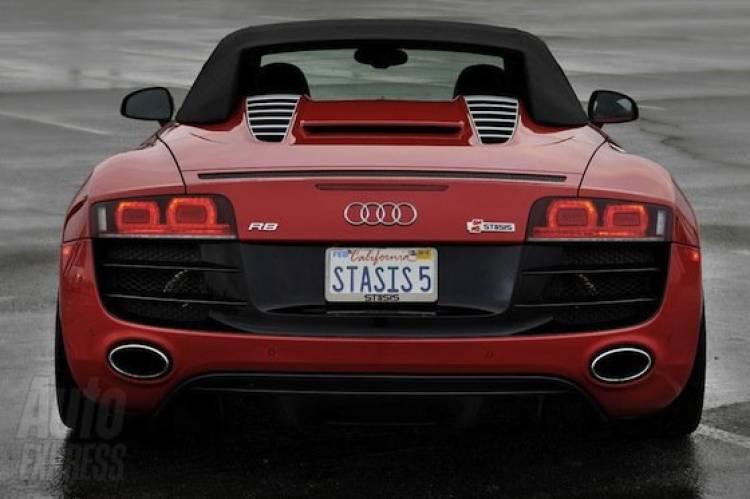 Audi R8 V10 Spyder por STaSIS Engineering