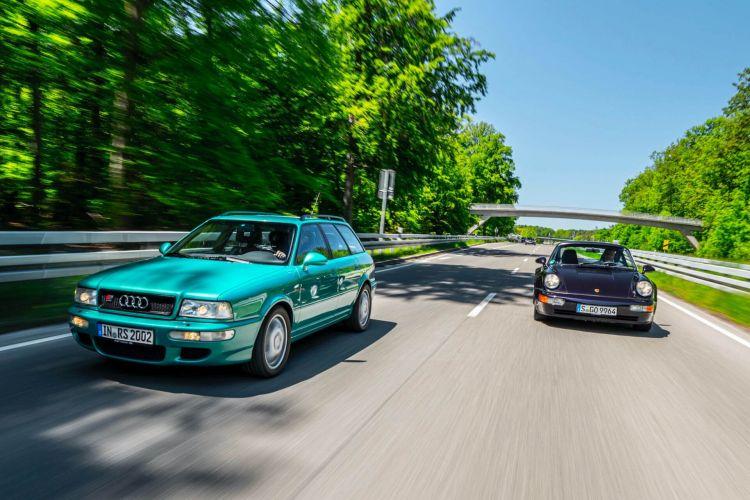 Audi Rs2 Avant  08