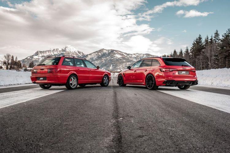 Audi Rs2 Avant Rs4 Avant 12