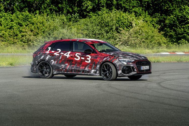 Audi Rs3 2021 Camuflado 0621 047