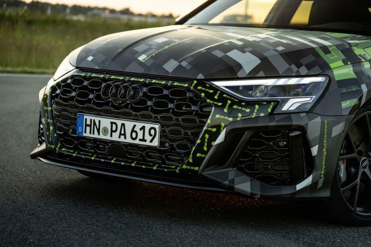 Audi Rs3 2021 Camuflado 0621 071