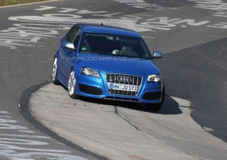 Últimos detalles del Audi RS3 antes de su presentación