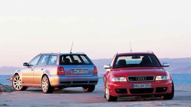 Audi Rs4 Avant B5 01