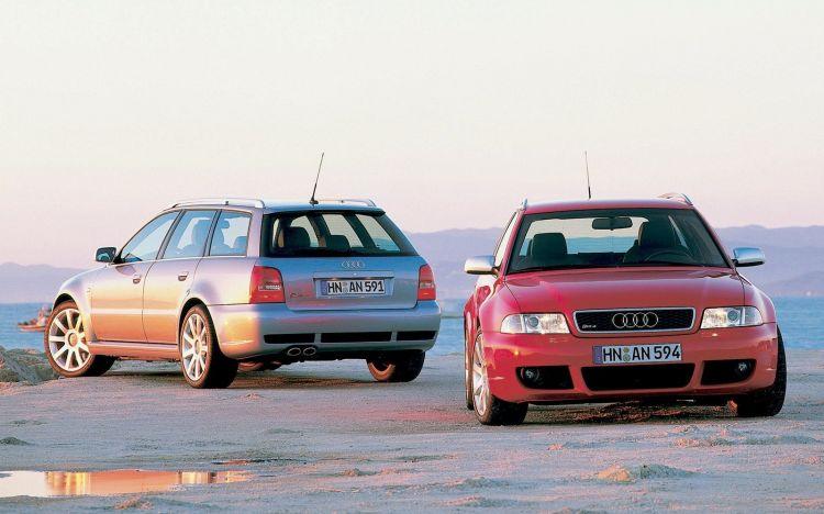 Audi Rs4 Avant B5 Portada