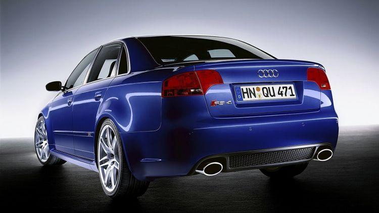 Audi Rs4 B7 Limo 2006
