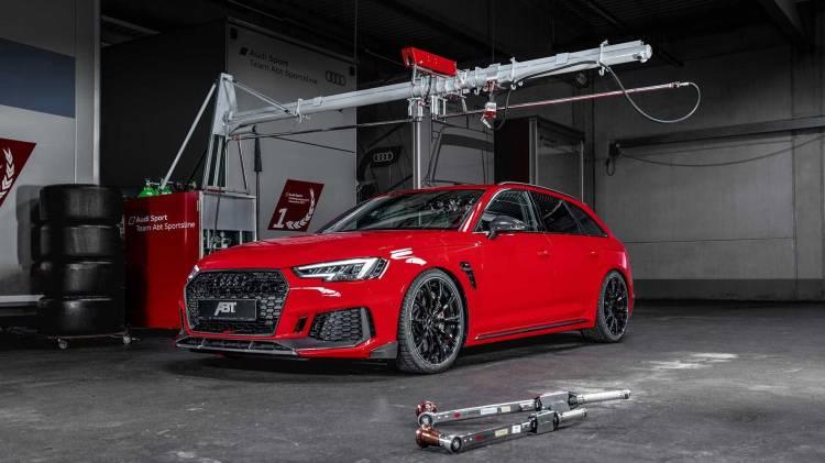 Audi Rs4 By Abt Dm 11