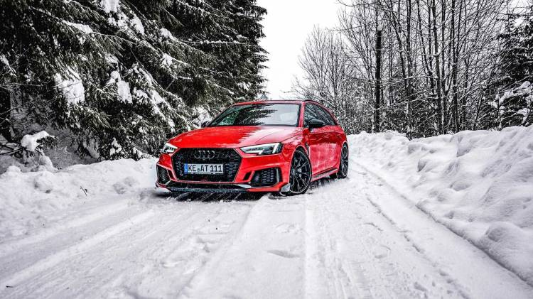 Audi Rs4 By Abt Dm 2