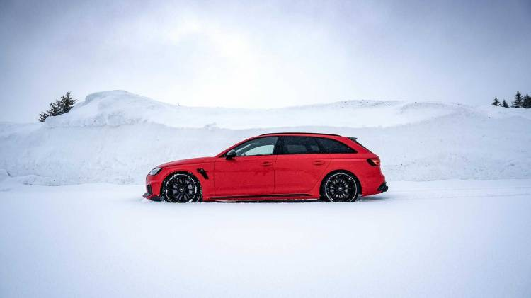 Audi Rs4 By Abt Dm 6