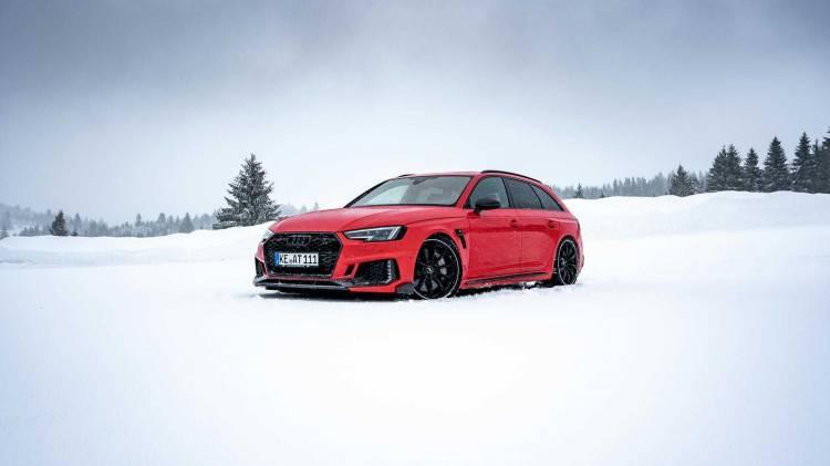 Audi Rs4 By Abt Dm 7
