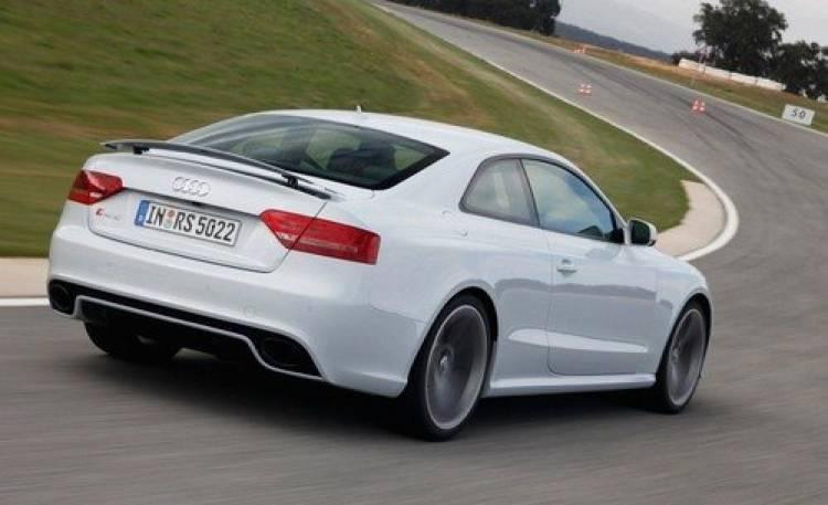Audi RS5, primeras impresiones de su conducción desde Ascari