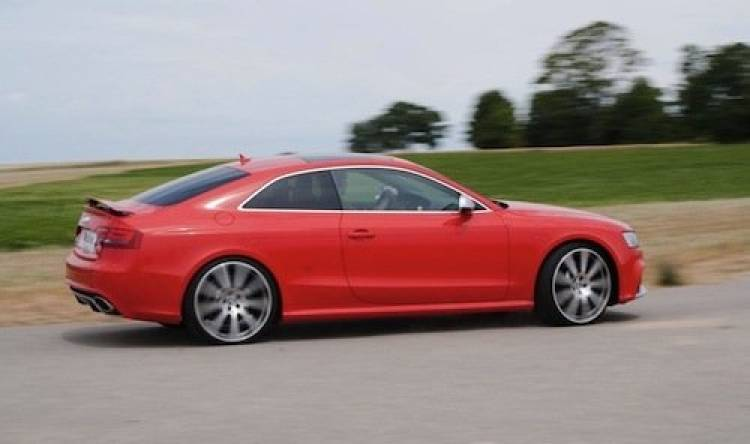 MTM marca el ritmo pincelando al Audi RS5