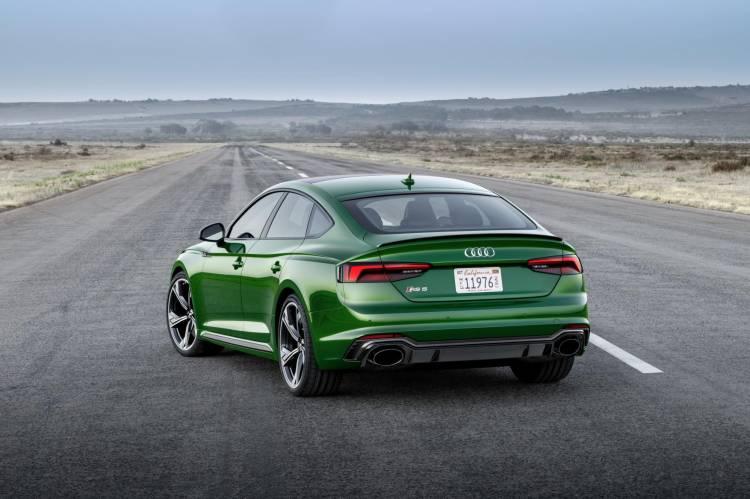 Audi Rs5 Sportback 2019 11