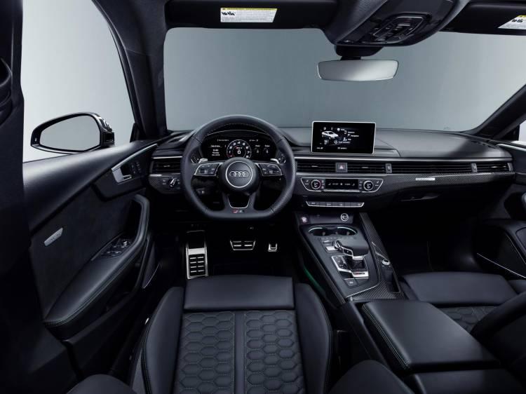 Audi Rs5 Sportback 2019 4