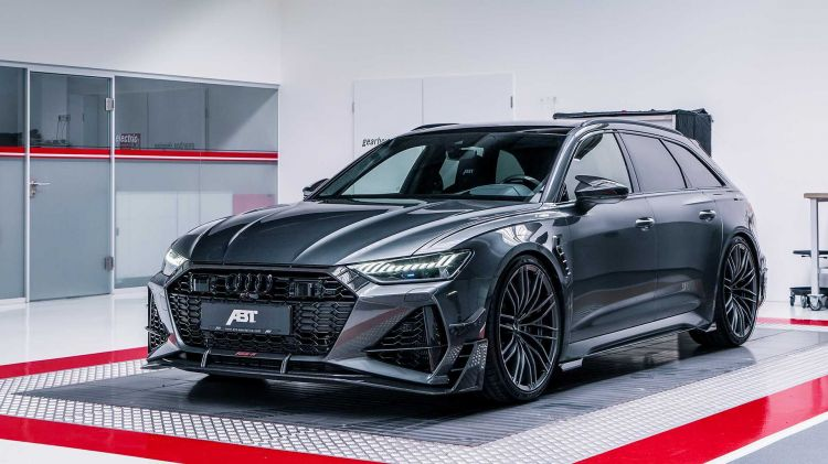 Audi Rs6 Abt 2020 Dm 1