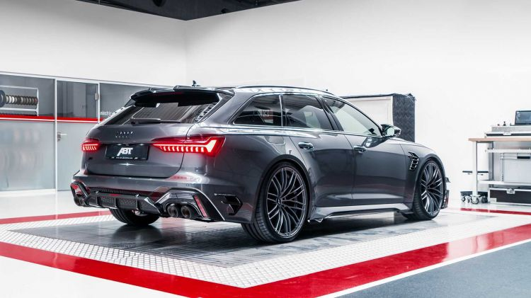 Audi Rs6 Abt 2020 Dm 3