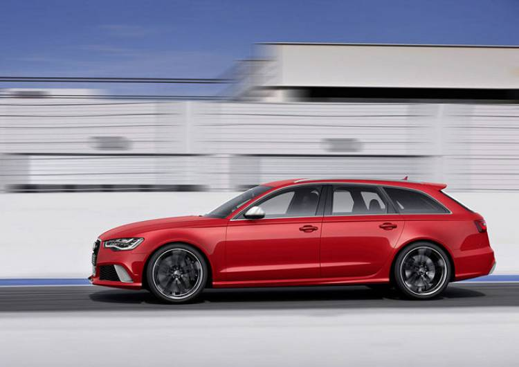 Audi RS6 Avant Plus: un familiar de 600 caballos en camino