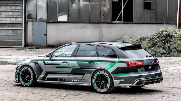 Audi Rs6 E Hybrid 7
