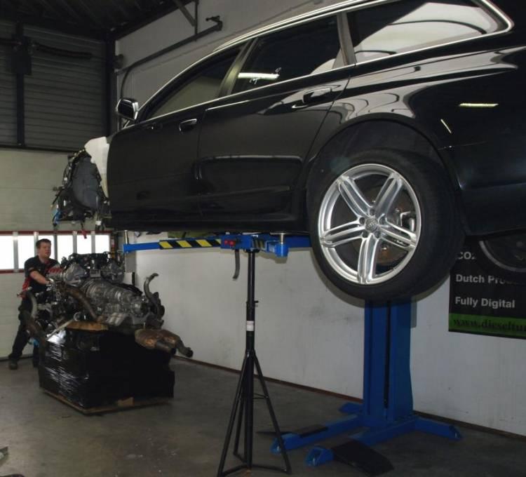 Audi RS6 Essen Dieseltuning