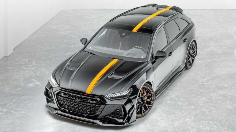 Audi Rs6 Mansory Dm 3