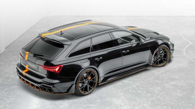 Audi Rs6 Mansory Dm 5