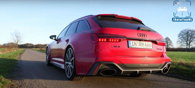 Audi Rs6 Mtm Auto Top