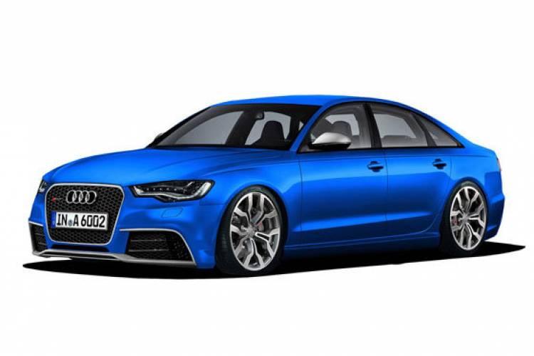 Recreación Audi RS6