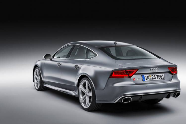 Audi RS7: en España desde 136.850 euros
